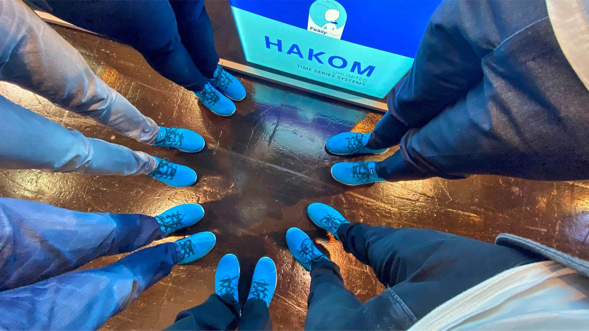 HAKOM E World 2020 Essen Deutschland.