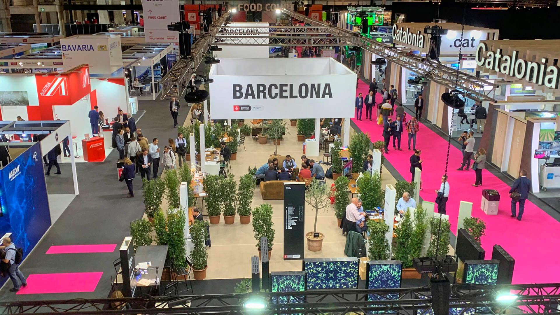 IOTSWC2109 Barcelona.