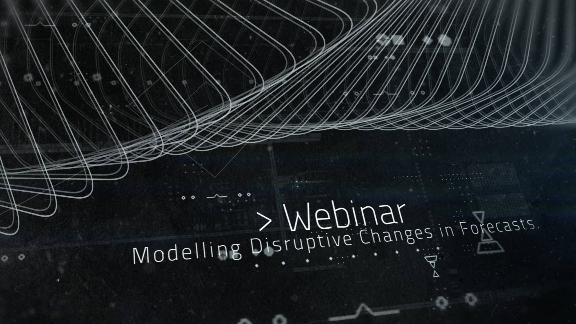 HAKOM Webinar: Modelling Disruptive Changes in Energy Consumption Forecasts.