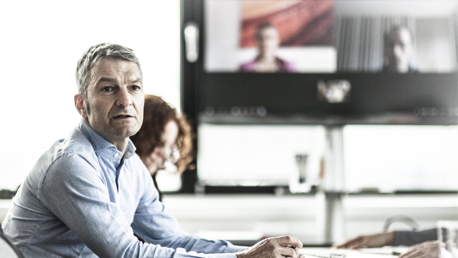 CEO DI Stefan Komornyik HAKOM Solutions GmbH Wien Austria.