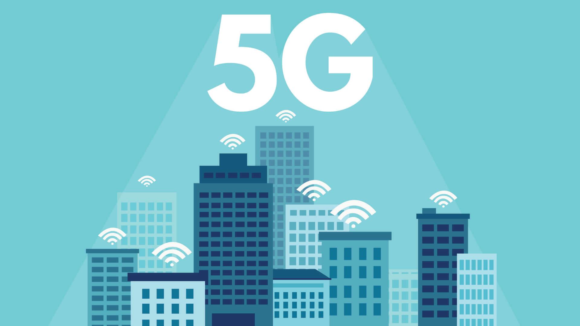 5G – die neue Daten Welle in der Luft.